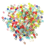 Rocailles Beads: Full Colour Range - Choice of Pack Size